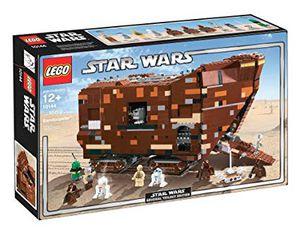 LEGO Star Wars UCS Sandcrawler for Sale in La Habra, CA