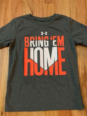 THREE kids Under Armor shirts for Sale in Tacoma, WA