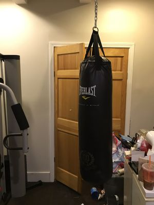 Everlasting punching bag for Sale in Haverhill, MA