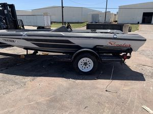 Skeeter Bass Boat and Trailer for Sale in Forney, TX