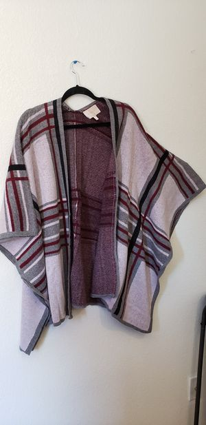 Sweater shawl poncho for Sale in North Las Vegas, NV