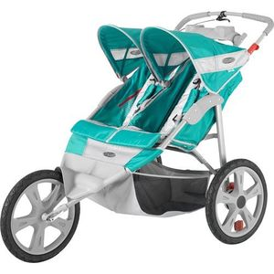 Instep Double Jogging Stroller for Sale in Phoenix, AZ