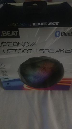 Supernova Bluetooth speaker for Sale in Roseville, MN