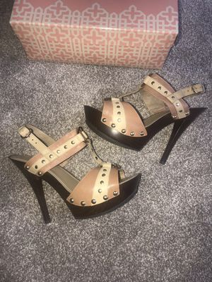Jessica Simpson heels for Sale in Alexandria, VA