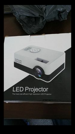 Mini Projector $80 IF PICKED UP for Sale in Chandler,  AZ
