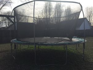 Trampoline and safety net for Sale in Murfreesboro, TN