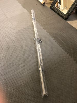 Olympic 7 foot barbell for Sale in Fresno, CA