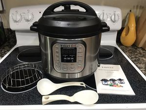 Instant Pot- 6 Quart for Sale in Concord, CA