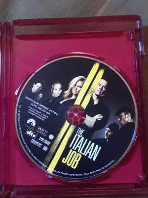 "DVD in quality HD ""The Italian Job"" movie for Sale in Salt Lake City, UT"