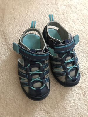 Boys sandals size 8 (toddler) for Sale in Bailey's Crossroads, VA