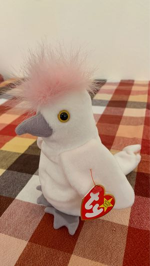 [RARE] Kuku Bird TY - Beanie Baby for Sale in Palm Harbor, FL