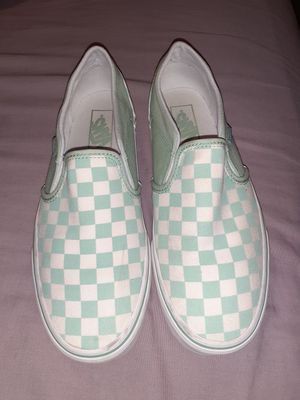 Vans slip on asher for Sale in Atwater, CA