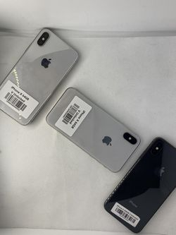 Iphone x (64GB , 128GB , 265GB ) Factory unlock 30 day warranty for Sale in Tampa,  FL
