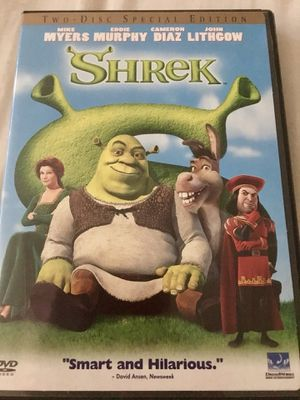 2 disc special edition Shrek for Sale in Los Angeles, CA