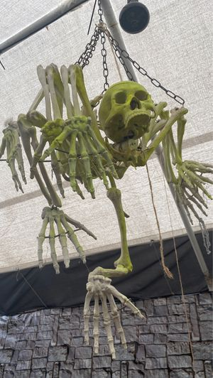 Skeleton chandelier for Sale in La Puente, CA