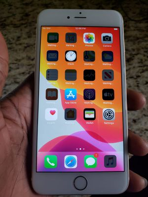I phone 6 s plus for Sale in West Palm Beach, FL