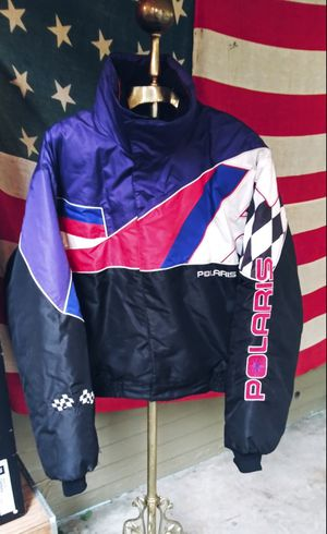 XL* VTG* Polaris Indy snowmobile jacket for Sale in Spokane, WA
