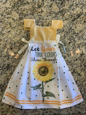 Sunflower Kitchen Towel for Sale in Beaumont, CA