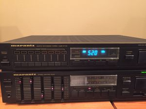 Marantz model TA100 Stereo Tuner Amplifier / Receiver for Sale in Schaumburg, IL