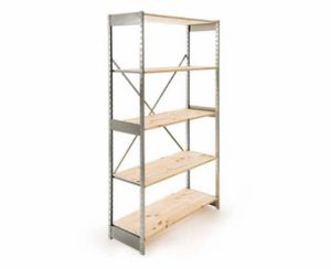 Storage shelves***Like New*** for Sale in Chapel Hill, TN