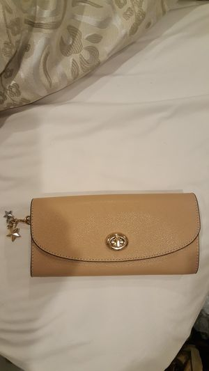 COACH WALLET NEW. for Sale in Groveport, OH