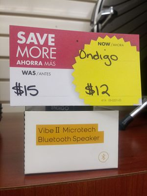 Ondigo. Speaker $12 for Sale in Chicago, IL