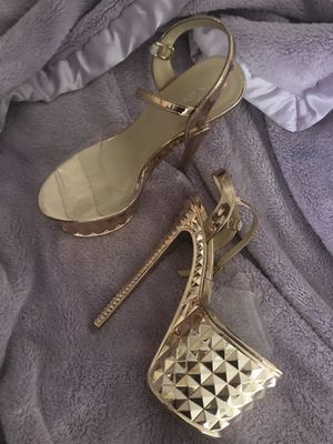 Women sandals size 8 new for Sale in Annandale, VA