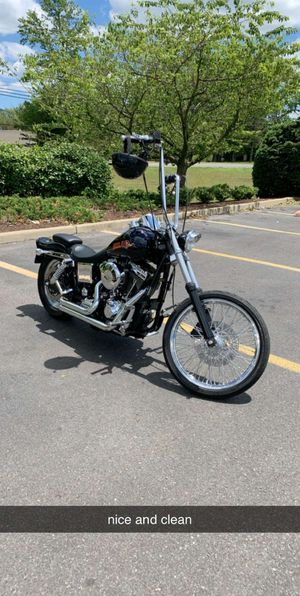 02 harley wide glide for Sale in Long Branch, NJ