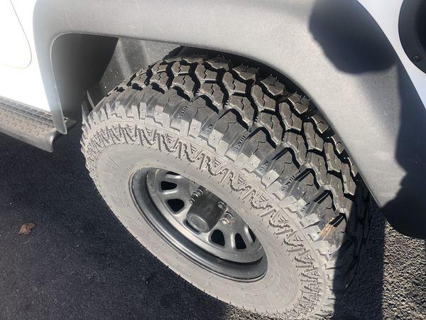 2000 Jeep Wrangler auto 4cyl