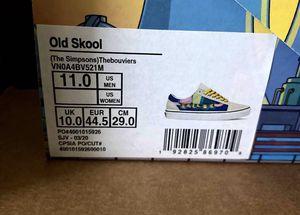 Simpson vans Old Skool for Sale in New Orleans, LA