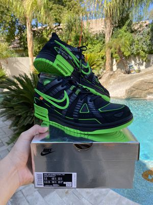 Nike Air Rubber Dunk x Off-White™ size 11 for Sale in Henderson, NV