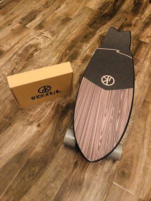 Electric Skateboard - Wooden Black for Sale in Corona, CA