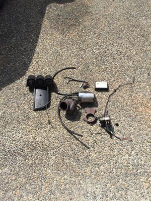 Free: BD exhaust brake, torque conv. Lock up, and gauges for Sale in Lake Stevens, WA