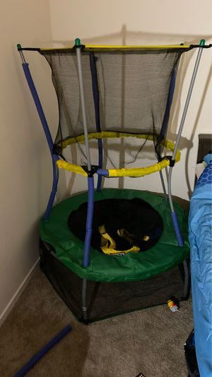 Kids trampoline $50 for Sale in West Bloomfield Township, MI