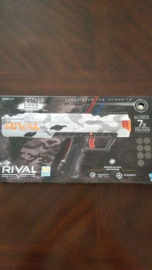 Nerf Rival Gun for Sale in Lake Alfred, FL