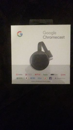 Google chromecast for Sale in North Highlands, CA