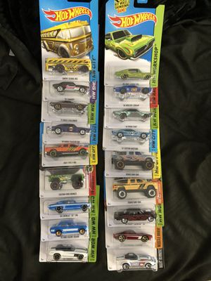Hot wheels mainlines for Sale in Pittsburg, CA