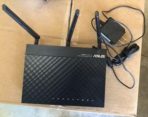 Asus RT-N66U Dual-band 2x2 N900 Wifi 4-port Gigabit Router for Sale in Laguna Hills, CA