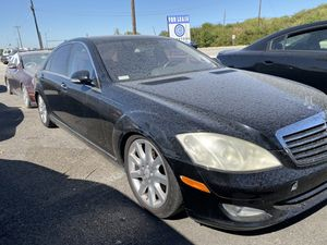 Mercedes Benz S550 2008 PARTS ONLY for Sale in Lewisville, TX