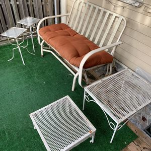 Outdoor Deck / Patio Furniture for Sale in Boston, MA