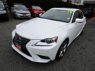 2014 Lexus Is 350 for Sale in Lynnwood,  WA