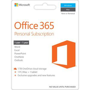 Microsoft Office personal subscription for Sale in March Air Reserve Base, CA