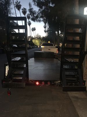 Bobcat trailer for Sale in Los Angeles, CA