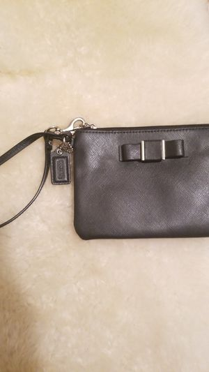 Coach wristlet for Sale in Campbell, CA