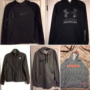 HOODIES: Nike Under Armour, and Adidas for Sale in Mableton, GA