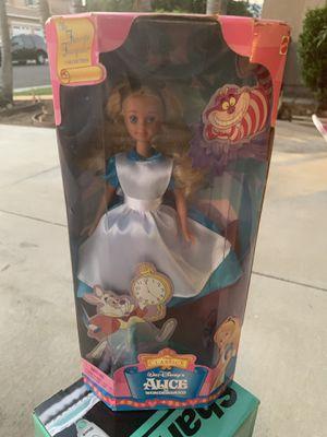 Disney's 1998 Alice in Wonderland Barbie Doll Skipper Fairytale Coll. New In Box for Sale in Fontana, CA