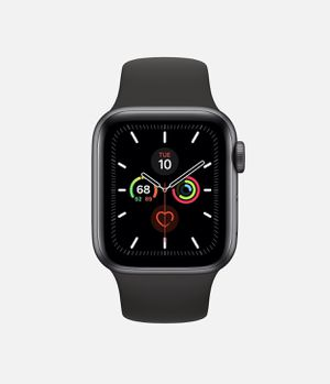 Apple Watch ⌚️ Space Gray Aluminum Case with Sports Band, 44mm, GPS + Cellular, Brand New Condition for Sale in Los Angeles, CA