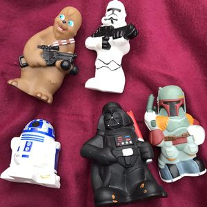 STAR WARS: Kids Soft Toys for Sale in Plainview, NY