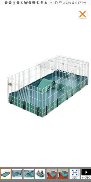 Huge cage for small pets for Sale in Portsmouth, VA