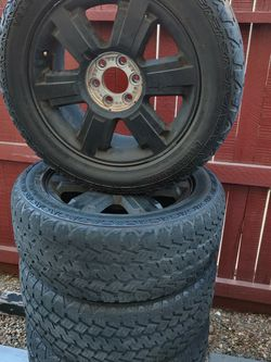 Wheel And Tire From Ford F150. for Sale in Sacramento,  CA
